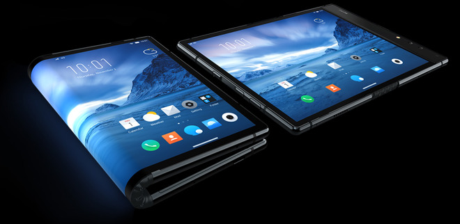 Foldable Smartphone Technology