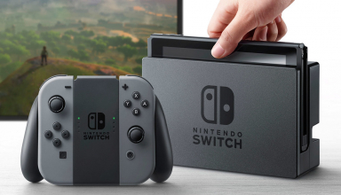 Nintendo Switch Price Leaked