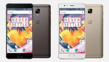 Oneplus 3T With Snapdragon 821