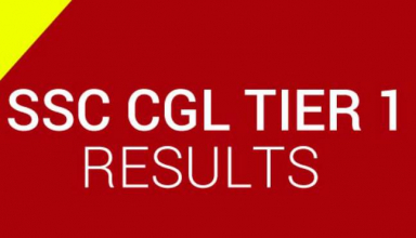 SSC CGL Tier I 2016 Results