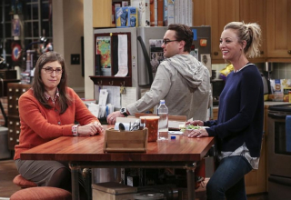 The Big Bang Theory Season 10 Episode 8