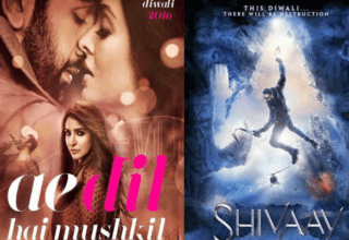 ae-dil-hai-mushkil-shivaay-box-office-collection