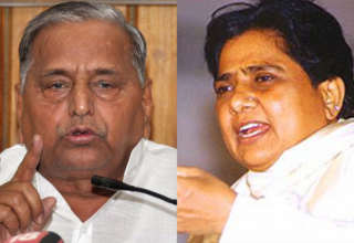 mulayam-mayawati-speaks-together-against-bjp-decision