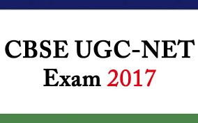 CBSE UGC NET 2017 Examination