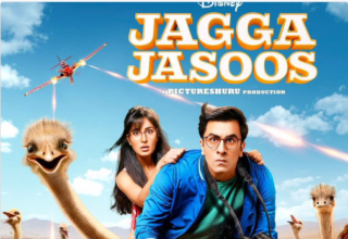 Jagga Jasoos First Poster Revealed