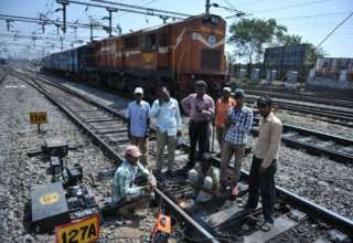 Indian-Rail-Employees