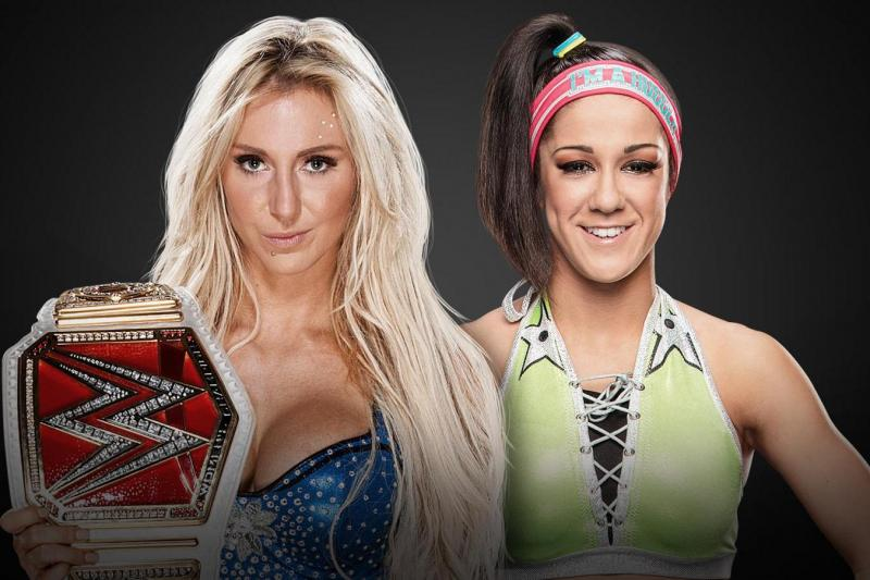 Charlotte vs Bayley