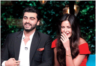 Katrina Kaif and Arjun Kapoor