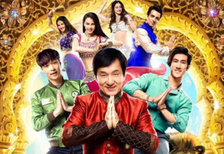 Kung Fu Yoga Review and Rating