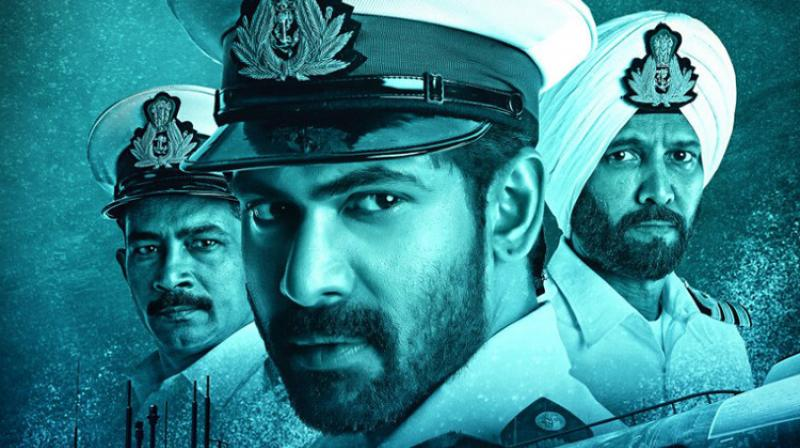 The Ghazi Attack Movie Review and Rating