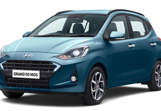 The Hyundai i10 Grand