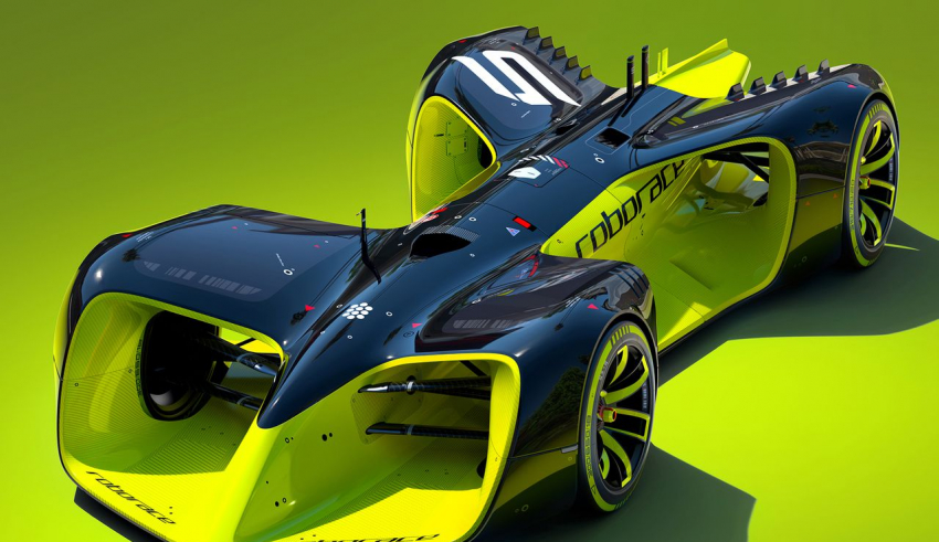 The Roborace concept for autonomous cars
