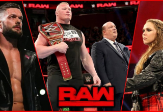 WWE Monday Night Raw Live Preview
