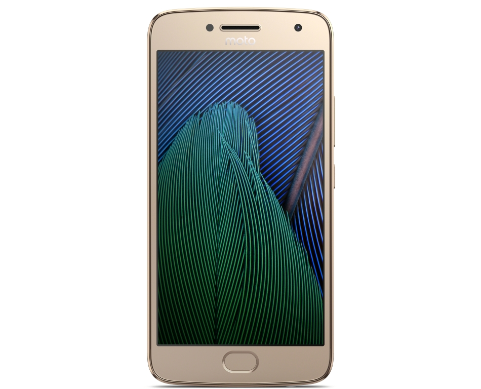 Moto G5 and Moto G5 Plus with Front Mounted Fingerprint Sensor Launched at MWC 2017
