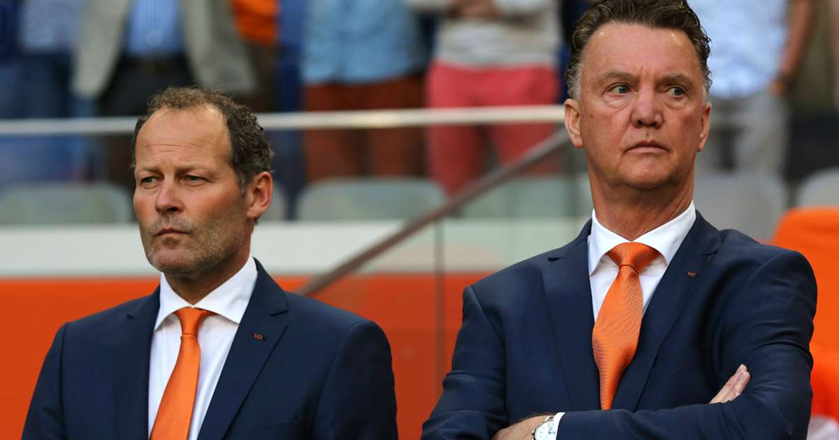 Dutch FA Sacks Danny Blind Following loss to Bulgaria