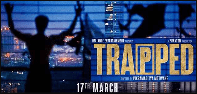Trapped 1st Day Box Office Collection