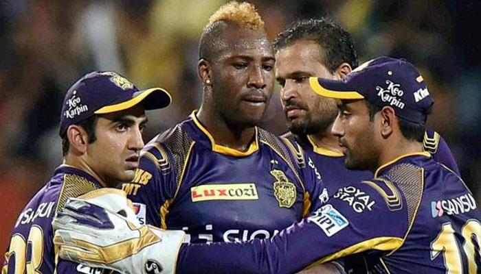KKR Replaces Suspended