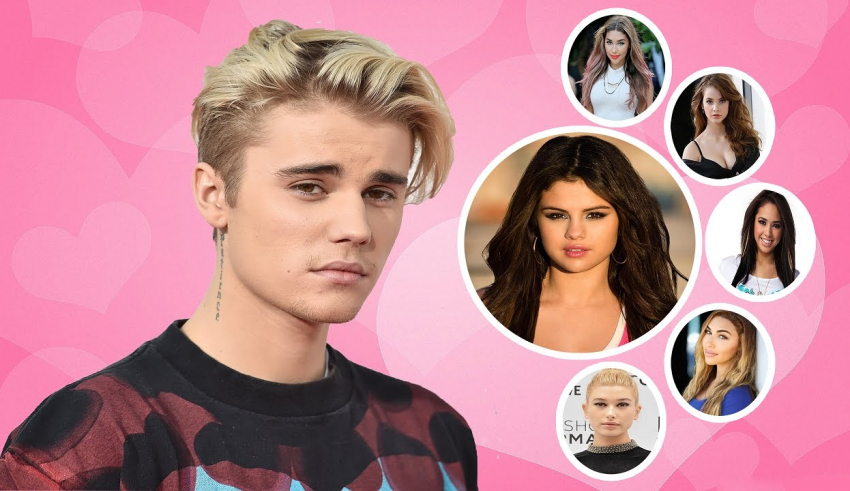 6 Ladies that Justin Bieber Dated!!