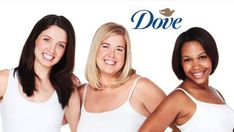 Dove Launched Women-shaped Body