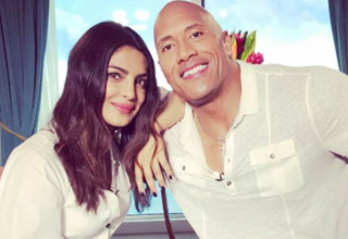 Dwayne Johnson Says He Fell In Love With Priyanka Chopra