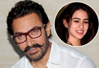 Is Sara Ali Khan in Aamir Khan's Thugs of Hindostan