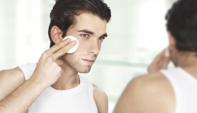 Skin Care Resolutions For Men
