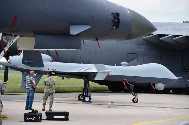 US to sell 22 Guardian Drones to India