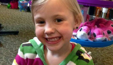 5-year-old battles E. coli