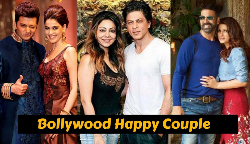 Pictures Of Bollywood Star Couples