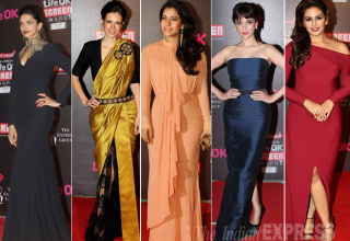 Metallic wave in Bollywood