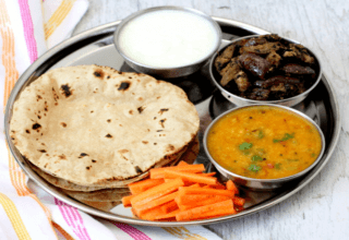 BJP Lunch Thali
