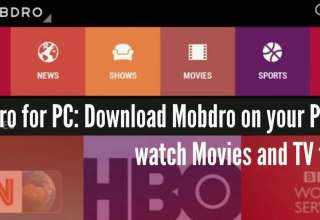 Mobdro Latest version images