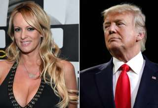 Stormy Daniels and donald Trump sex appel