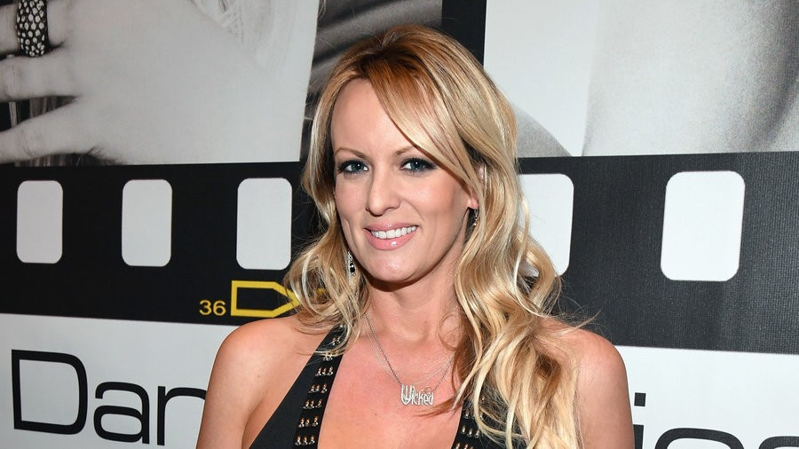 Stormy Daniels-fighting with trump rumer news