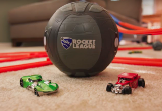 Rocket League-Based Toys
