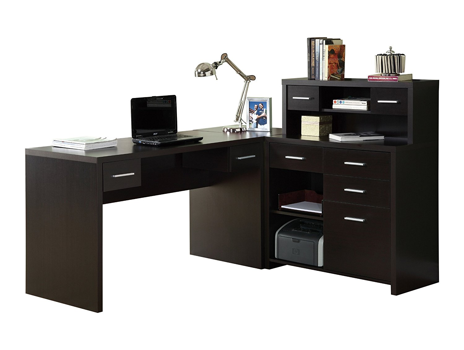 Cabot L Shaped Home Office Desk