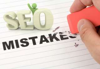 Three seo mistakes