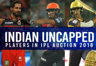 Ipl 2018: 3 Uncapped Players Who Are Shining Bright This Season