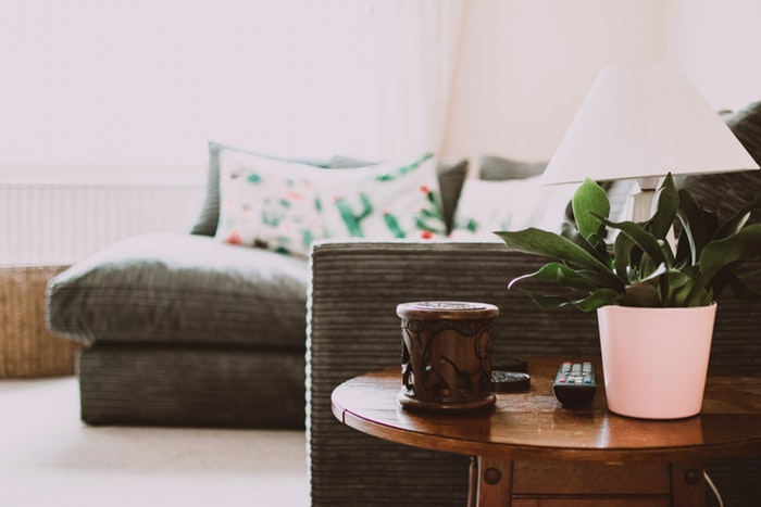 Furnished spaces