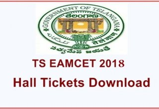 TS EAMCET Admit card Releasing today