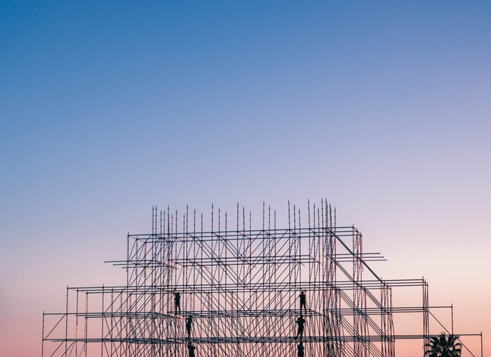 Scaffolds in Construction