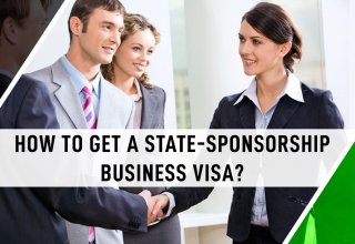 How to get a state-sponsorship business visa