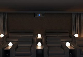 Cinema Room Installation