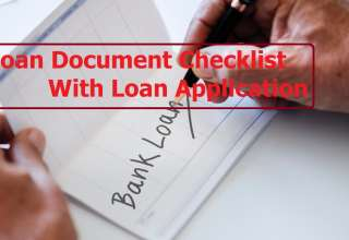 How does Business Loan Document Checklist help With Loan Application