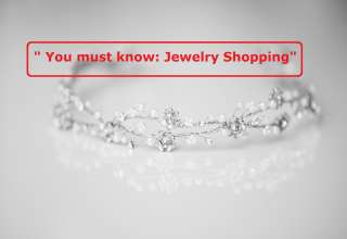 I Five things you must know before going for jewelry shopping