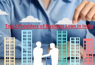Top 5 Providers of Business Loan in India