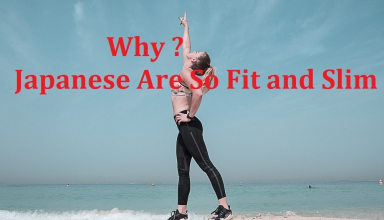 Why Japanese Are So Fit and Slim