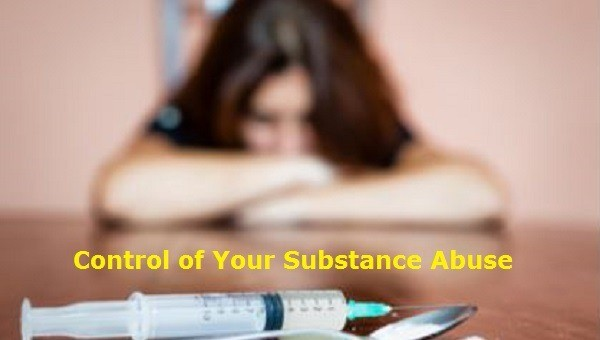 Control of Your Substance Abuse