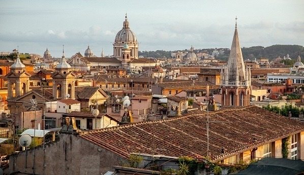 Experience for free in Rome
