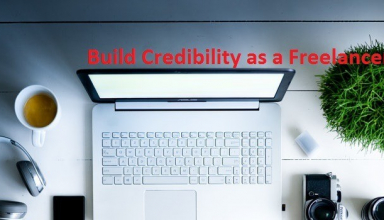 Build Credibility as a Freelancer